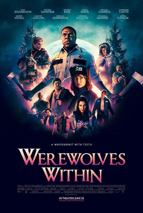 Werewolves Within Dir Josh Ruben on Film's Coen Brothers-Inspiration