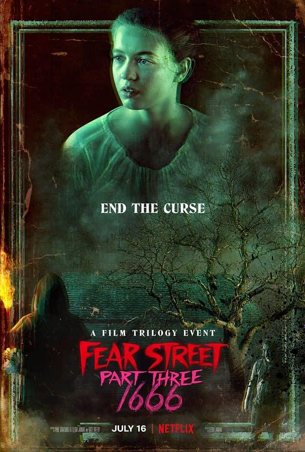 Fear Street Part 3: 1666 Trailer Wraps Up The Netflix Trilogy