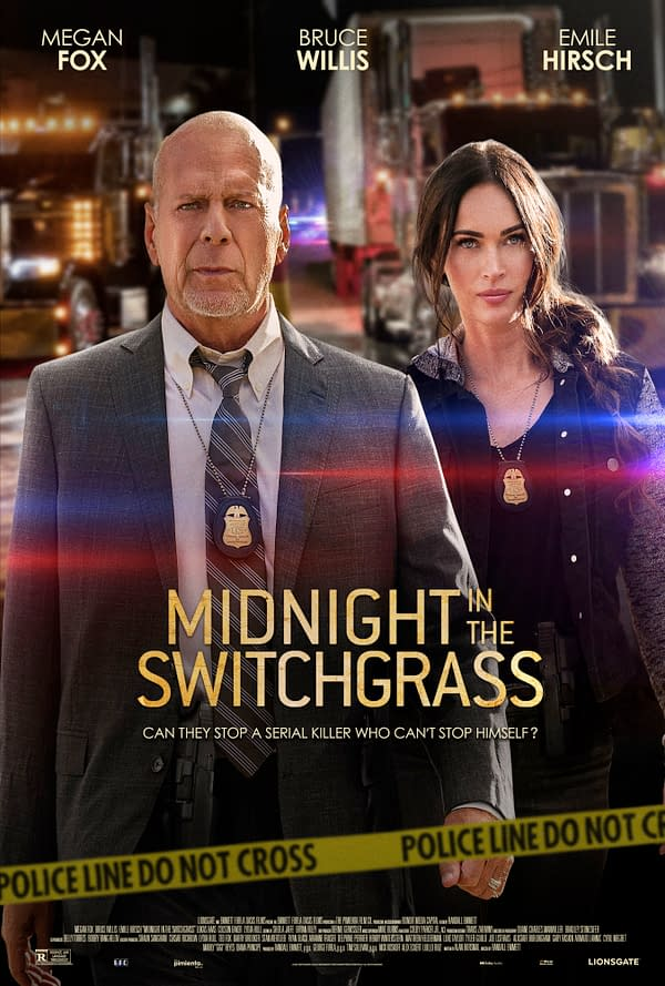 Midnight in the Switchgrass: Caitlin Carmichael on Film's Intensity