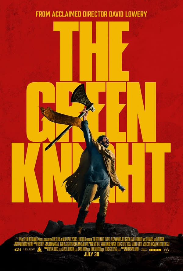 The Green Knight Review: Arthurian Legend Finally Gets Weird