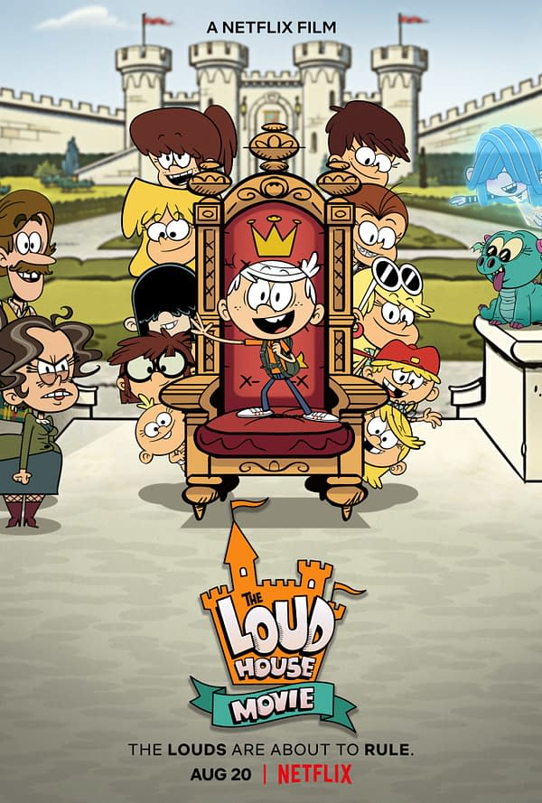 Dave Needham, The Loud House Director Interview