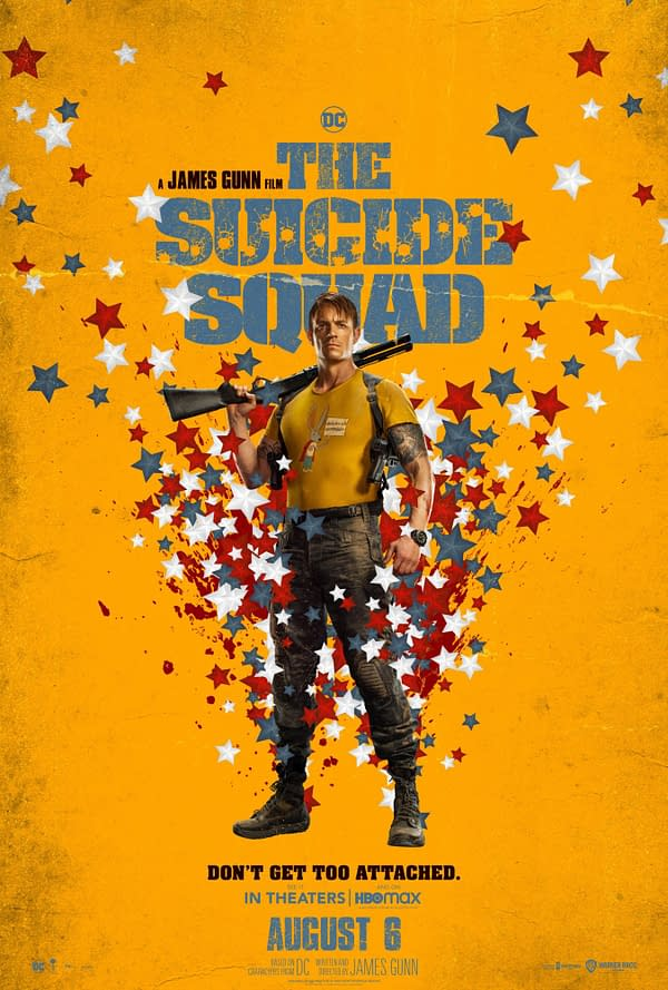 Joel Kinnaman is Much Happier with Gunn's The Suicide Squad