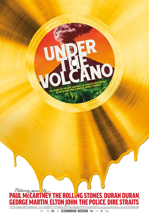Under the Volcano Review: An Music Inspiration from Paradise