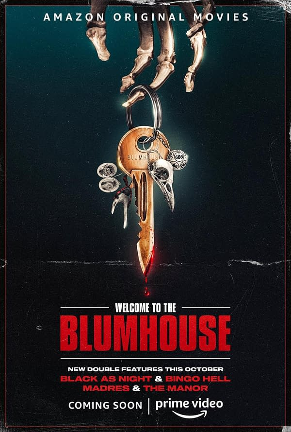 Welcome To The Blumhouse Returns To Amazon In October