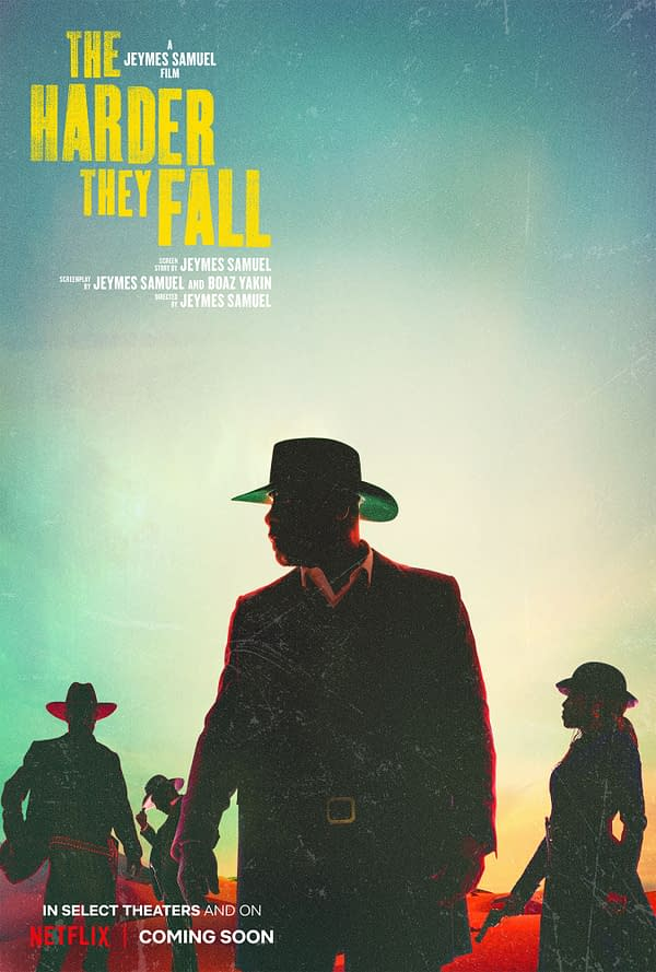 Netflix Shares a Behind-The-Scenes Featurette for The Harder They Fall