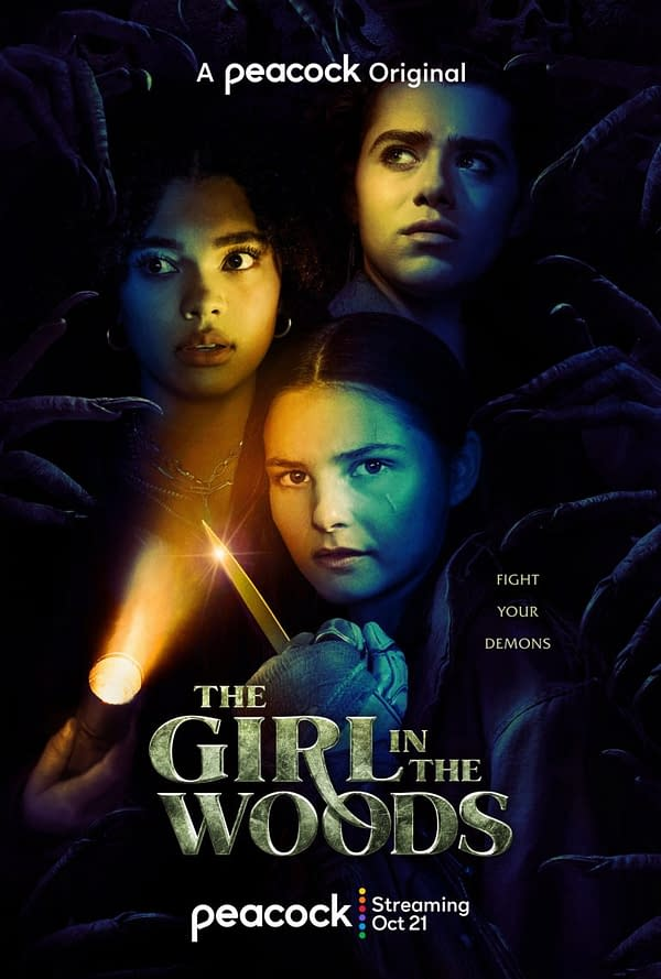 The Girl In The Woods Trailer Drops, Series Debuts October 21st