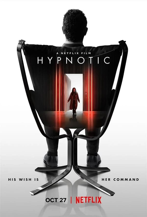 Hypnotic Trailer Debuts, Kate Siegel Thriller Out October 27th