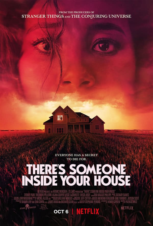 There's Someone Inside Your House: We Chat With The Director & Writer