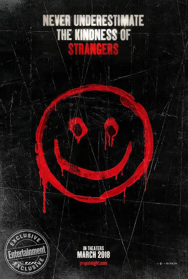The Strangers: Prey At Night Gets A Debut Trailer And Poster