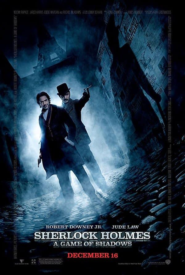 Robert Downey Jr. Confirms He Still Wants to do a Third Sherlock Holmes Movie