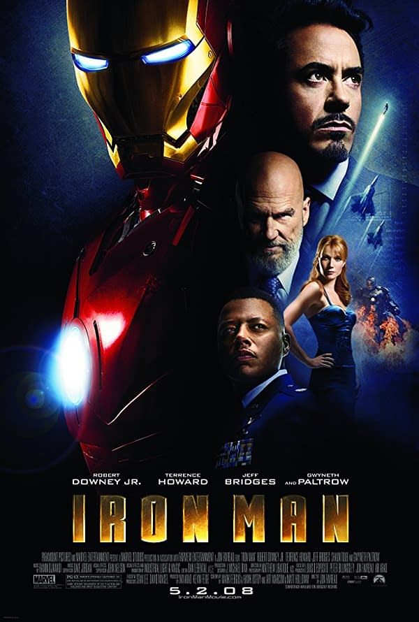 'Iron Man' 10 Years Later- Bleeding Cool Looks Back at First MCU Film
