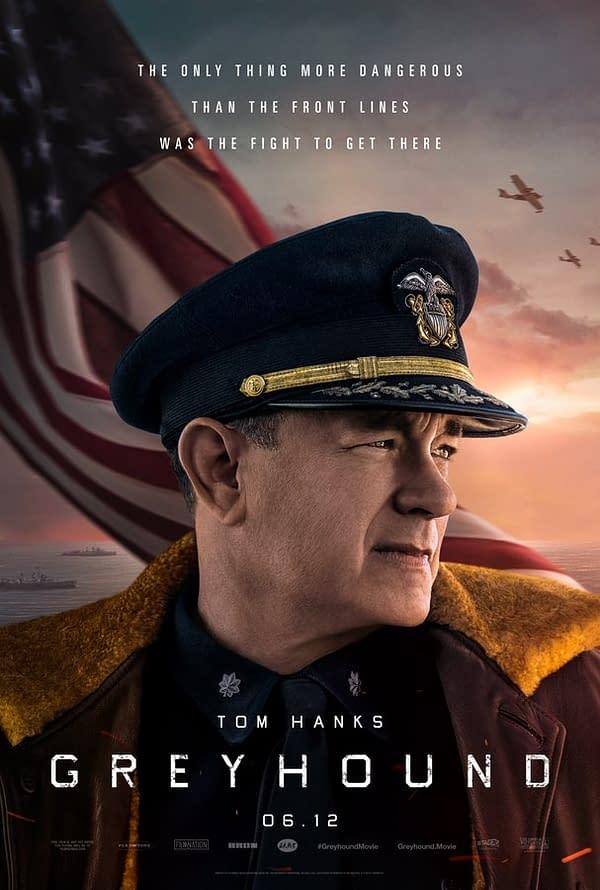'Greyhound': Tom Hanks Returns to WWII in New Film