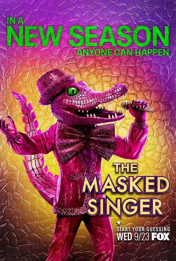 The Masked Singer CR: Fox