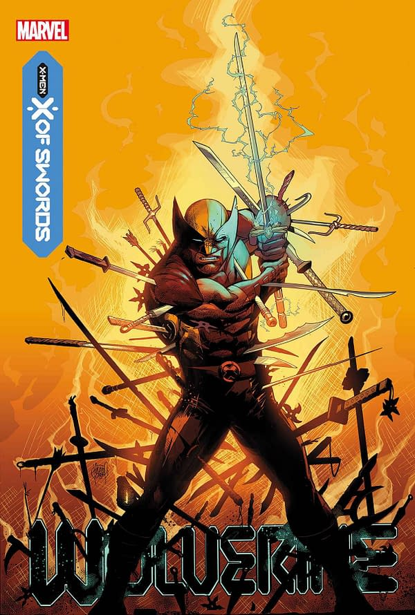 Wolverine Gets A Big Bad Nemesis In X Of Swords