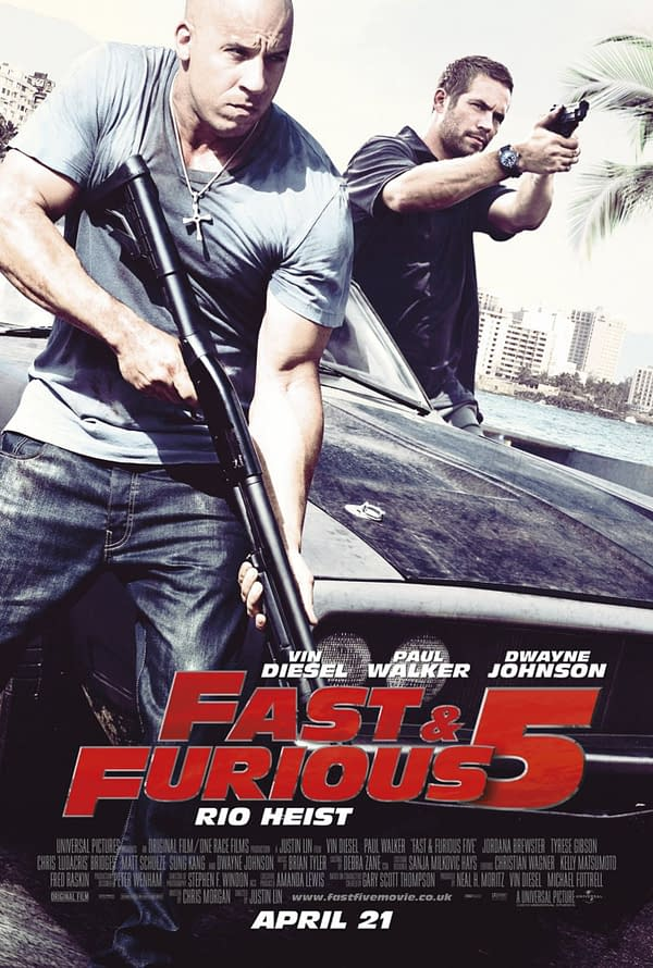 Fast Five, a Slow Recap of the Fast & Furious Franchise