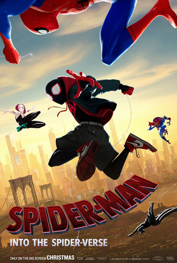 Sony Has Announced the Spider-Man: Into the Spider-Verse 2 Directors