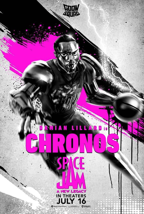 Space Jam: A New Legacy: 5 New Character Posters Highlight the Villains