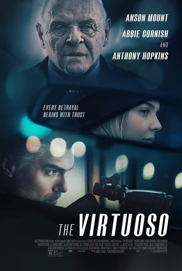 The Virtuoso Dir Nick Stagliano on Anthony Hopkins, Film's Good Luck