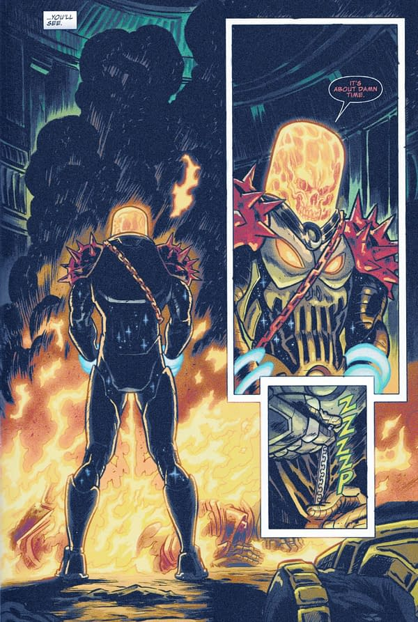 Taking The Cosmic Urine: Thanos Legacy #1 Advance Review