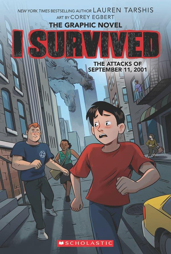 I Survived: The Attacks of September 11, 2001 Graphic Novel For Kids