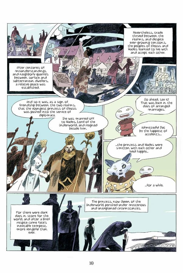 Those Nerds at Archaia Want You to Spend Your Summer Reading Graphic Novels