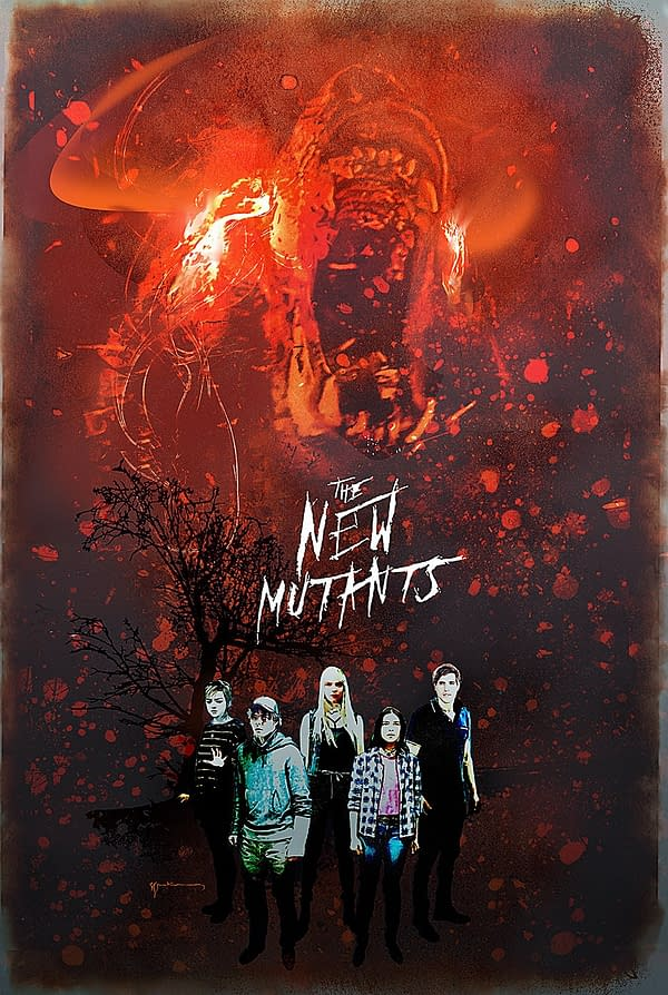 The New Mutants: Watch a New Trailer and the Opening Scene