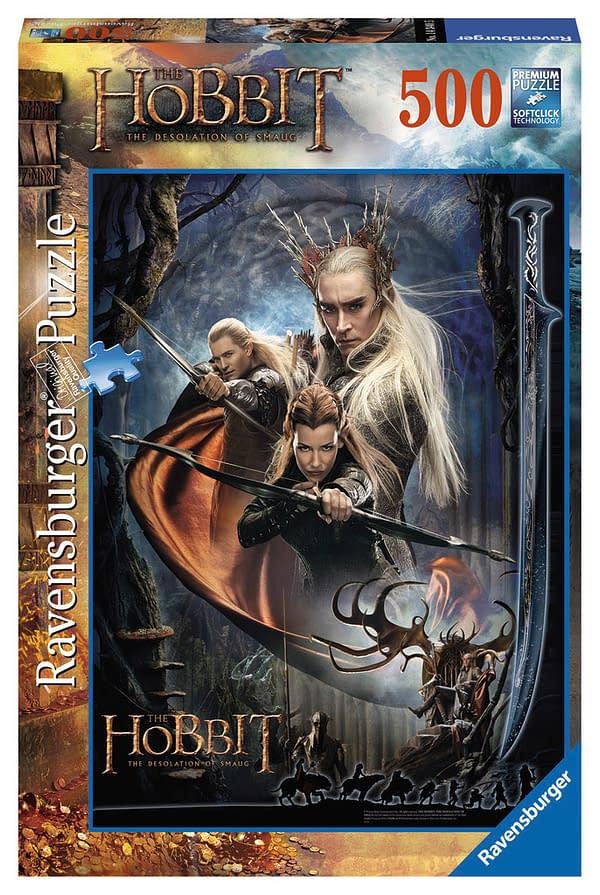 The Hobbit 2 jigsaw