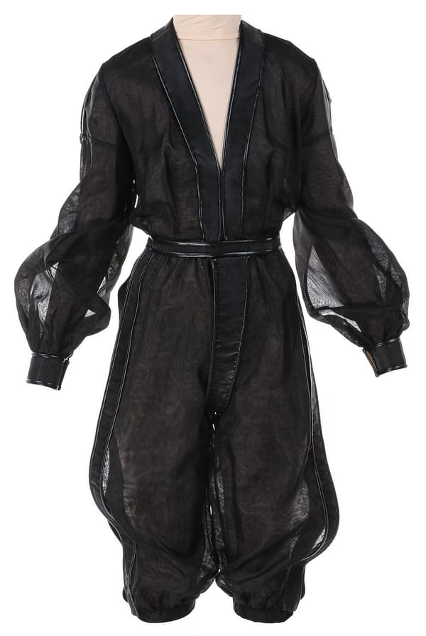 Ursa's Jumpsuit from Superman II Sells for $8,500