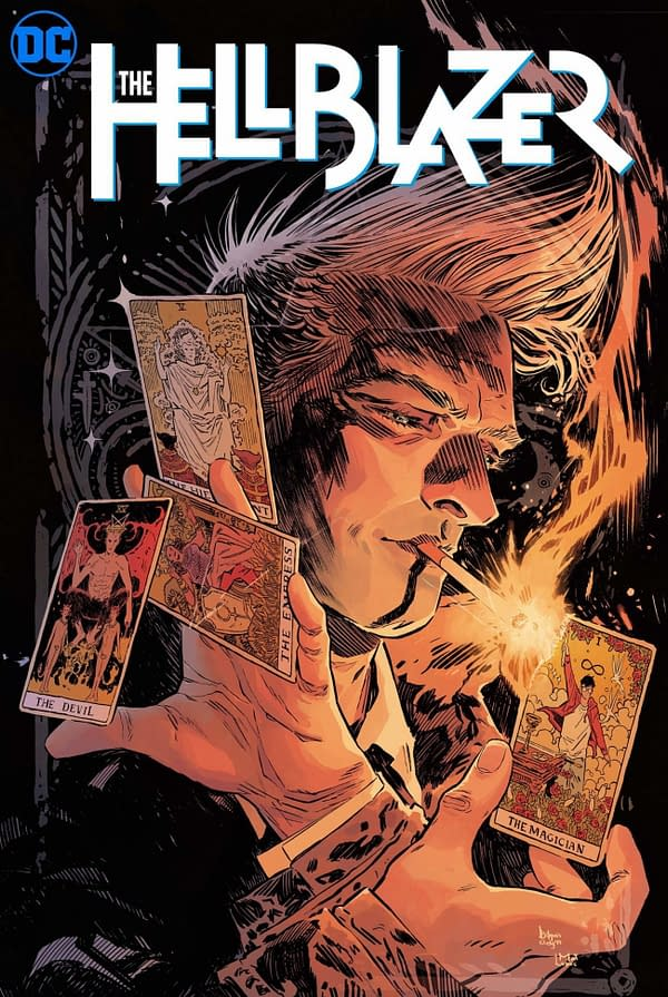 Are 20-25% Of DC Comics Losing Money? The Hellblazer Hypothesis...