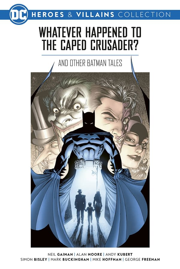 Hachette Launches DC Comics Collections With Neil Gaiman, Alan Moore