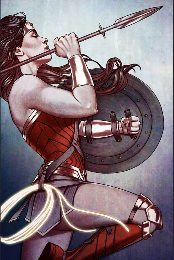 10 DC Comics Covers Revealed From Jenny Frison, Mark Brooks, Josh Middleton and More