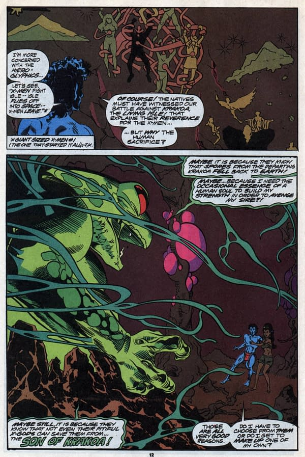 Let's All Read Excalibur #31 in the Light Of HOXPOX