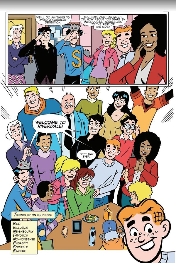 Nancy Silberkleit Now Distributing Her Own Archie Comic, Featuring Scarlet, One Copy at a Time