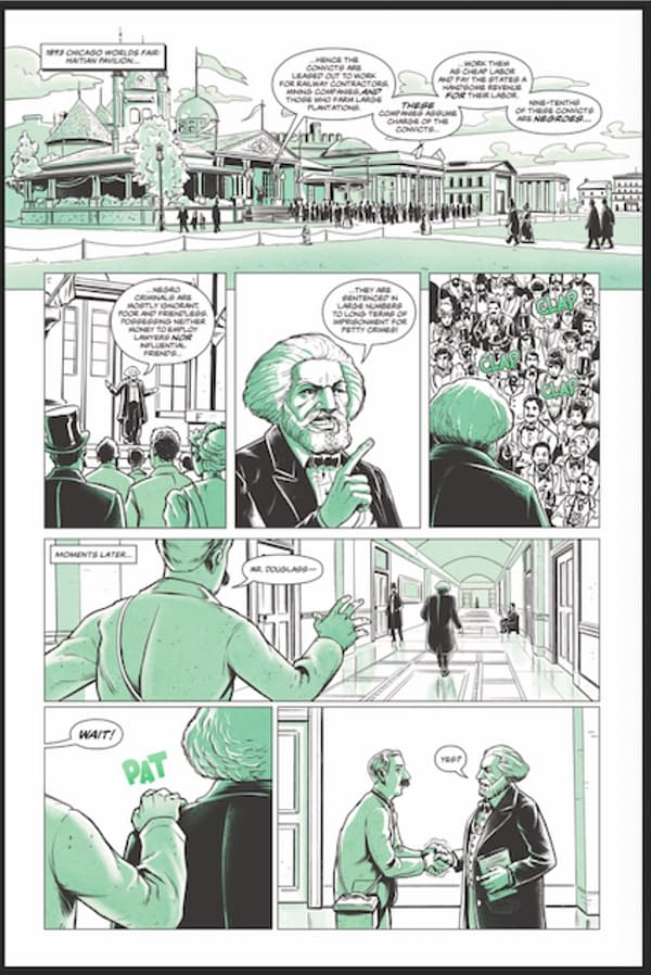 """Michael Ralph Sells Graphic Novel""""Before 13th""""In A Six-Figure Deal"""
