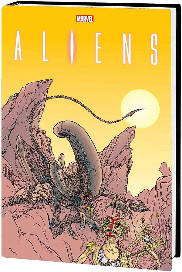 Alien And Women Of Marvel Top Advance Reorders