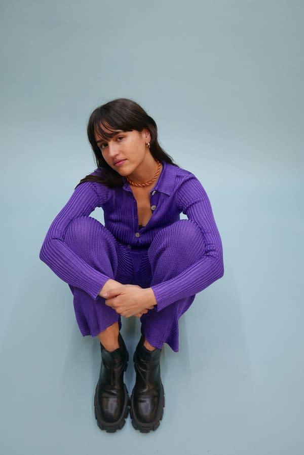 A photo of muisical artist Rozzi. Photo credit: Imogene Strauss