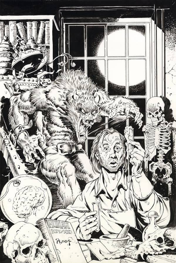 Mike Ploog's Comics Career Began With A Werewolf, And Will Now End With One