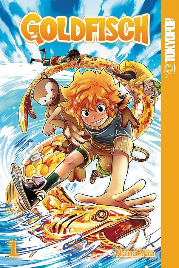 Tokyopop Teams with IDW for Global Distribution