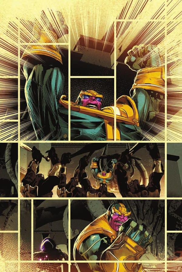 Sneak Peek: Infinity Wars Prime #1 by Gerry Duggan and Mike Deodato