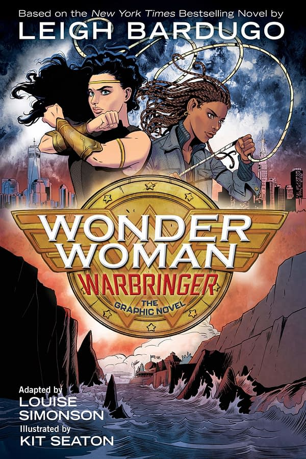 """Preview of Leigh Bardugo, Louise Simonson and Kit Seaton's """"Wonder Woman: Warbringer"""" for 2020"""