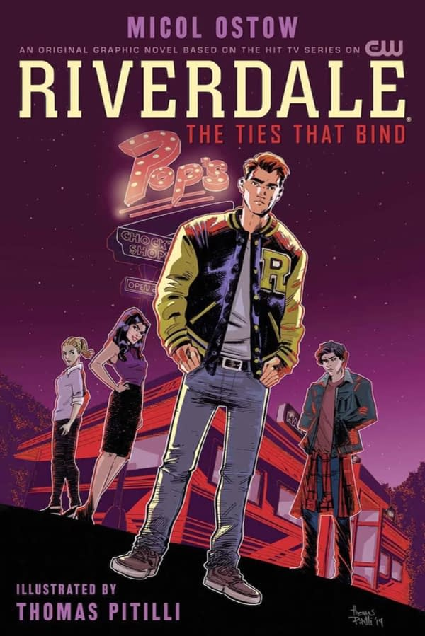 Archie Announces Line of Young Adult Graphic Novels, Middle-Grade Books