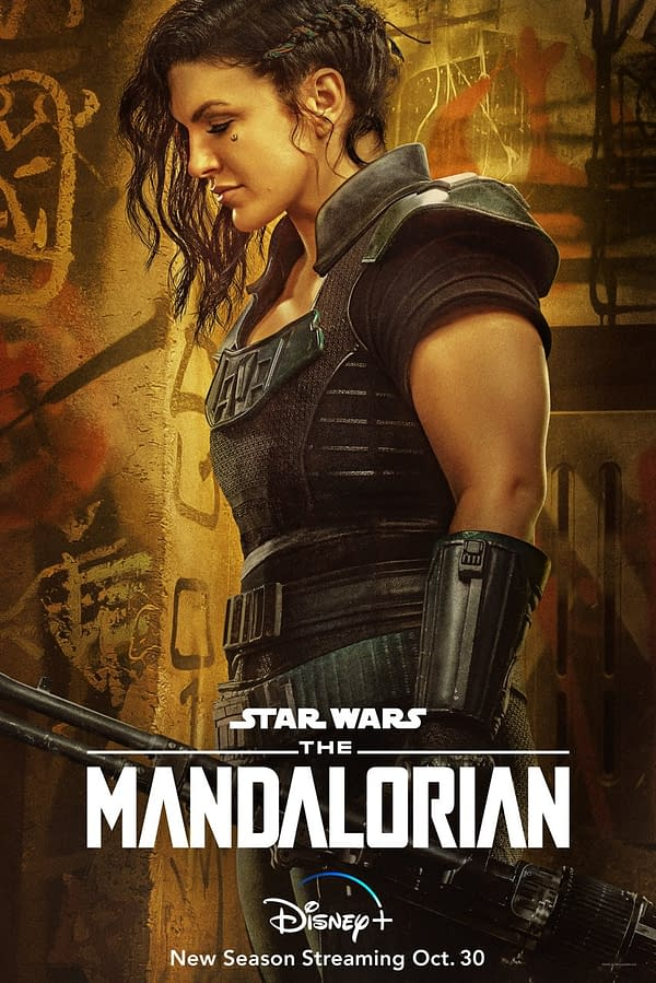 The Mandalorian: Now It's The Passenger's Turn for a High Honor