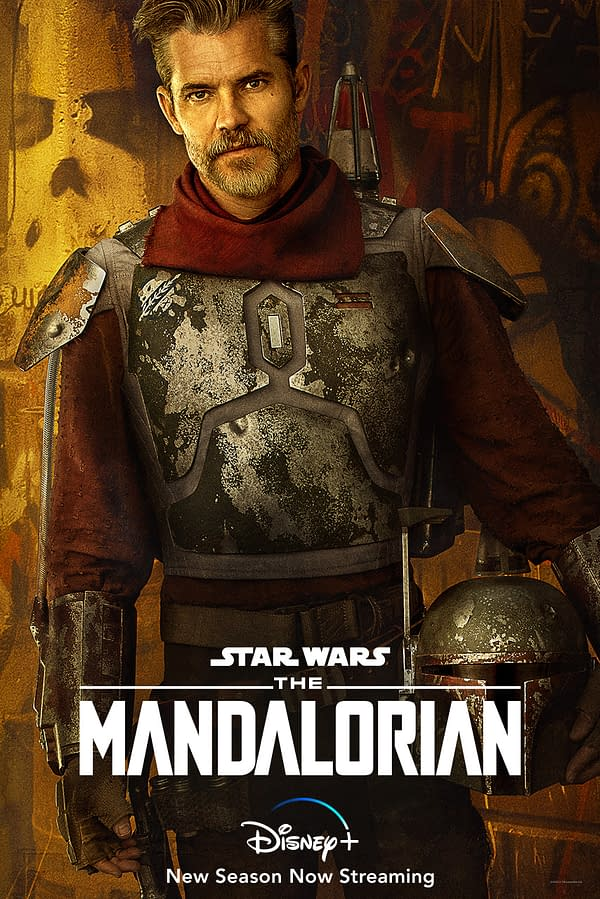 The Mandalorian season 2 episode images (Image: Disney+)