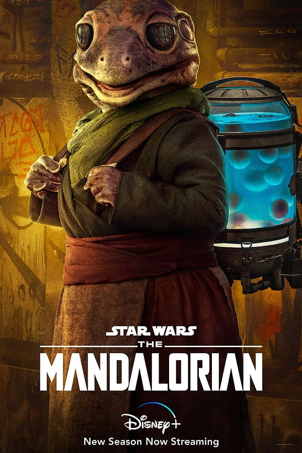 "The Mandalorian: Moff Gideon High Honor Strikes ""Darksaber Steel"" Look"