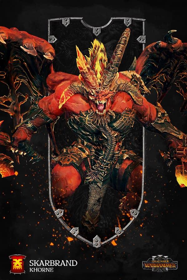 Total War: Warhammer III Reveals New World Of Khorne Trailer