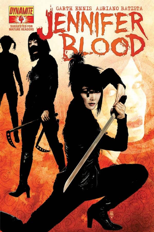 Cover Premieres: 3 Jennifer Blood, 2 Grave Sight And 1 Boys