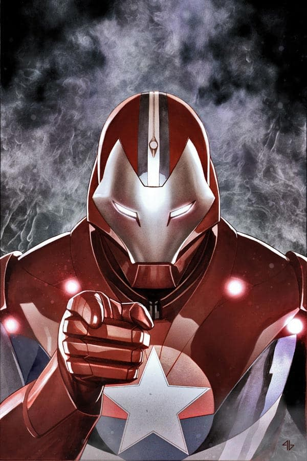 Will Ultimate Captain America Become Iron Patriot?
