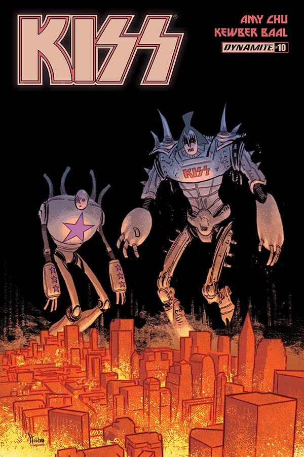 Creator Commentary: Kewber Baal Talks Final Issue Of KISS
