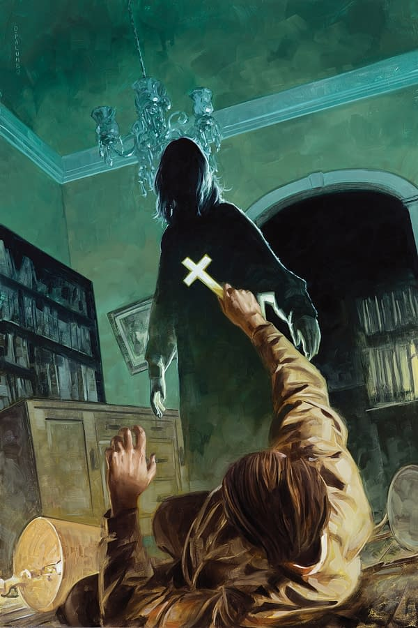 The Destruction Of The Mignolaverse In Map Form – And The Launch Of Koshchei The Deathless #1 With January 2018 Solicits