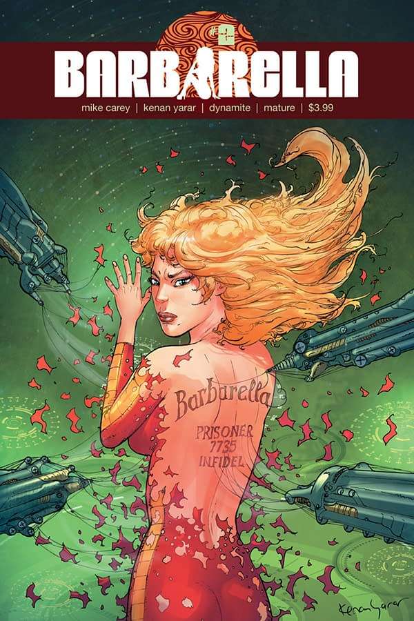 Exclusive First Look At The Women Of Dynamite Comics Shipping January 2018